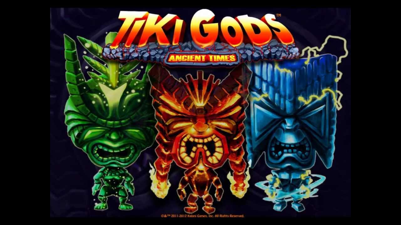 Tiki gods video the beginning youtube