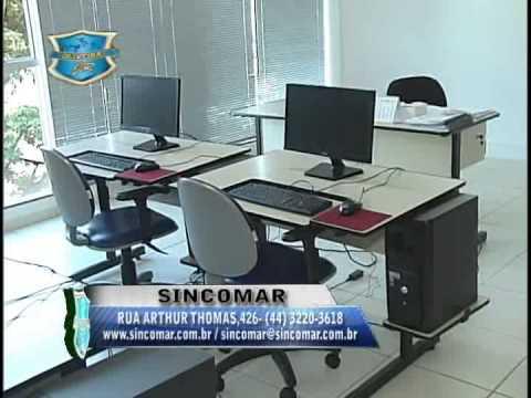 SINCOMAR CURSOS PROFICIONALIZANTES