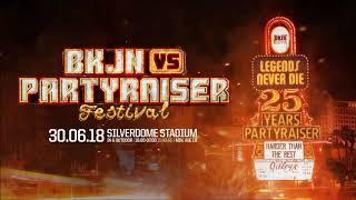 Revealer - BKJN vs Partyraiser Festival 2018 Warm-Up Mix