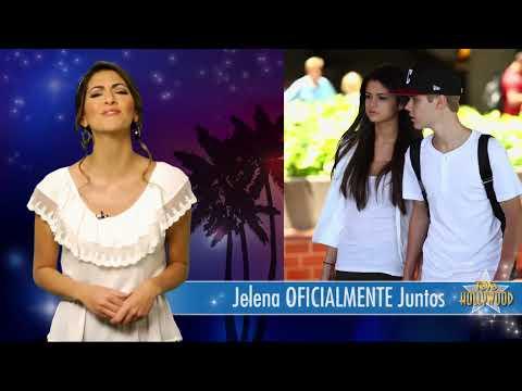 Justin Bieber & Selena Gómez Baile Caliente- VIDEO!