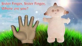 Finger Family IN THE NIGHT GARDEN Nursery Rhyme Song CBeebies Kids Toddlers Music Club