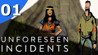[ESP] Unforeseen Incidents - Dia 1 - Capitulo 1: Localizando a Helliwell