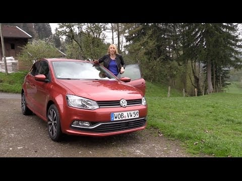 2014 Volkswagen Polo Facelift test review