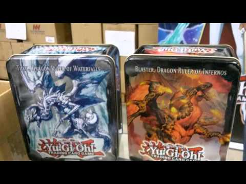 ELEMENTAL DRAGON TINS?! WAT??