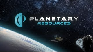 Planetary Resources Team Video