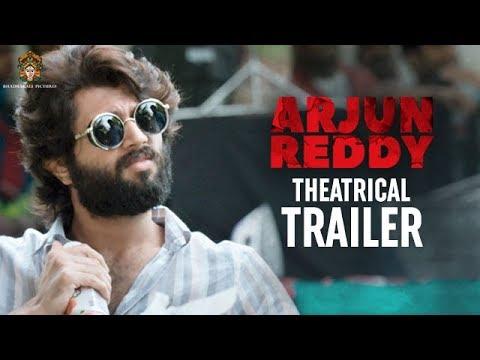 Arjun Reddy Movie Theatrical Trailer | Vijay Deverakonda | Shalini | Radhan | Bhadrakali Pictures thumbnail