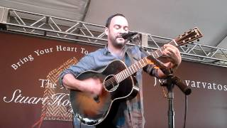 Dave Matthews - #41 - 3.11.12 - West Hollywood - Stuart House Benefit