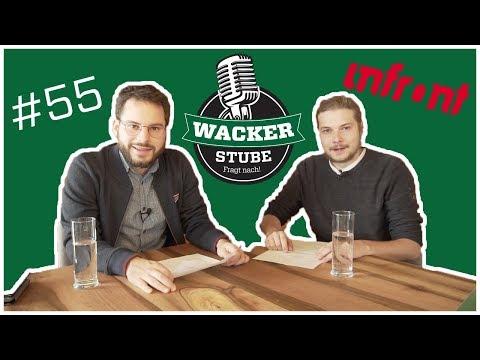 WACKERSTUBE #55 | Wie geht's uns wirtschaftlich?