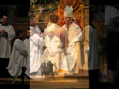 Three New Priests - Ordination Mass, May 2012