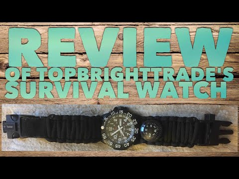 Review of TopBrightTrade's Survival Watch - 2017