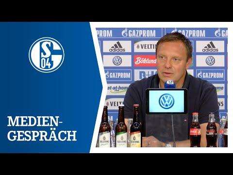 Spieltags-PK vor Bremen