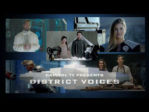 CapitolTV Presents 'DISTRICT VOICES' - All-New Series!