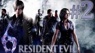 Let's Play Resident Evil 6 - Part 2 - Rettung für Liz?