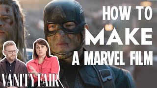 Everything It Takes to Make a Marvel Movie | Vanity Fair