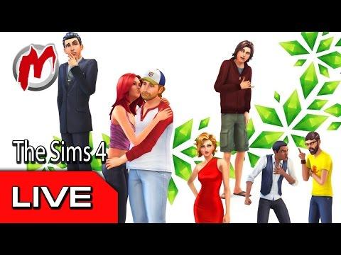 The Sims 4 - Прямая трансляция