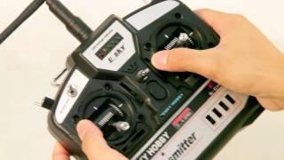 HeliPal.com - How to Bind Esky 2.4G Radio System