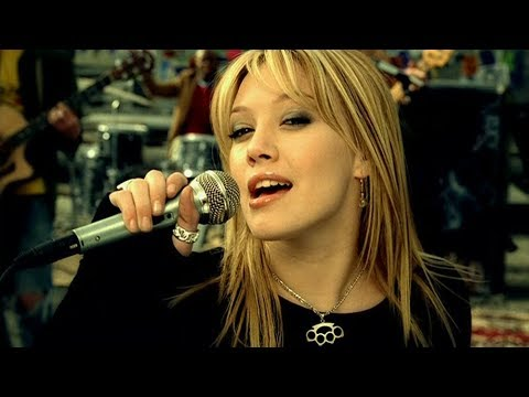 Hilary Duff - Why Not (Official Music Video) [HD 720px]