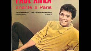 Watch Paul Anka Midnight video