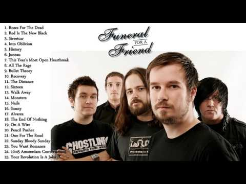 Funeral For A Friend's Greatest Hits | The Best Of Funeral For A Friend