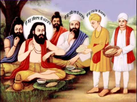 Guru Ravidass Ji Babbu Mann New Shabad video