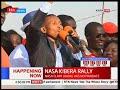 """Jicho pevu wa Baba..."" Nyali MP Mohammed Ali"