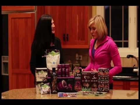 Chicago Chocolate Diet - Xocai reality weight loss on NBC Nonstop
