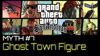 GTA San Andreas: Myths & Legends - Ghost Town Figure [HD]