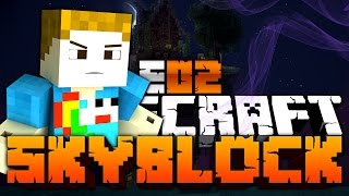 Minecraft: Sky Block SEASON 2 | BIRTHDAY PARTY! #2