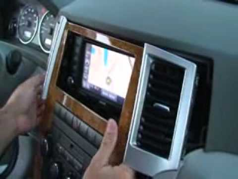 Mygig 2008 Jeep Grand Cherokee Install Youtube