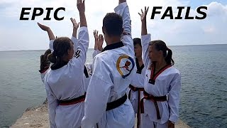 Taekwondo Art Way/Epic Fails