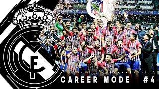 FIFA 19 Real Madrid C.F. Career Mode | #4 | UEFA Super Cup Madrid Derby!