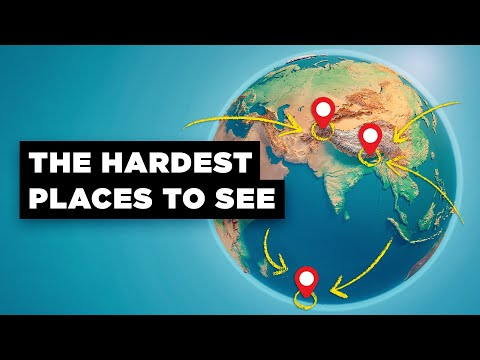 What S Most Difficult Place To Get To In World