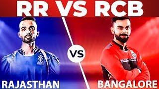 Kohli or Jos Butler: Dream 11 Pick? RR Vs RCB Preview