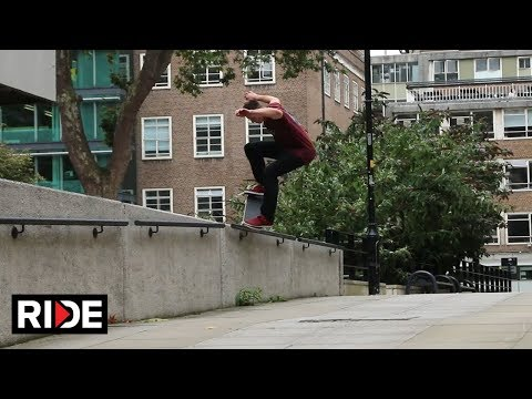 Paul Regan - Welcome To Hull Skateboarding
