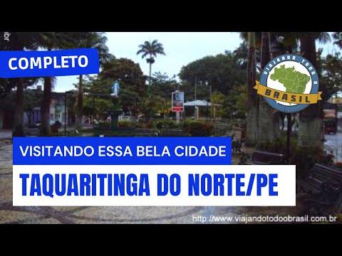 Viajando Todo o Brasil - Taquaritinga do Norte/PE - Especial