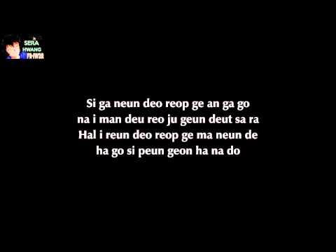 [Easy Lyrics] SOBER - BIGBANG