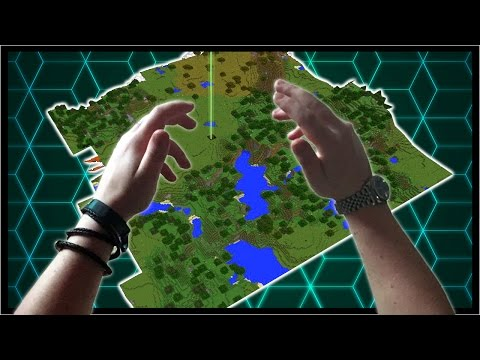 Minecraft VIRTUAL REALITY UPDATE! | Minecraft Trendy Update 1.RV | April Fools 2016