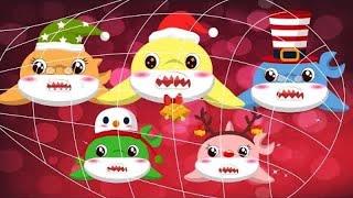 Baby Shark Dance Song Cartoon For Kids #4 | Finger Family Toonen