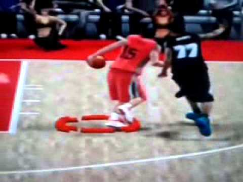 NBA 2K10 - Dunks #42 - John Salmons