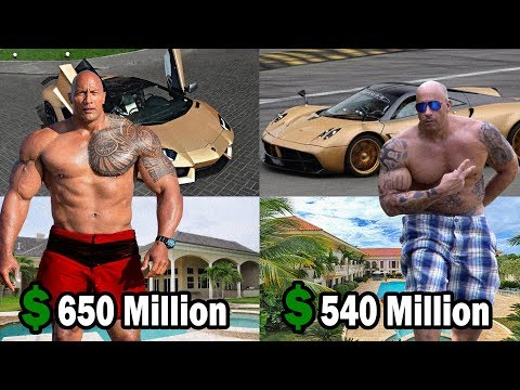 Top 10 Richest Actors in the World ★ 2018