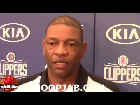 Doc Rivers Full 2016 Exit Interview Los Angeles Clippers. HoopJab