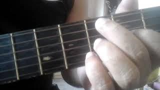 Nao era voce - violão Simplificado