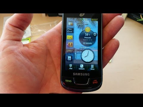 Free Samsung T528G From StraightTalk ~Data Phone That Will Work with $30 Plan ~UnBox & Review