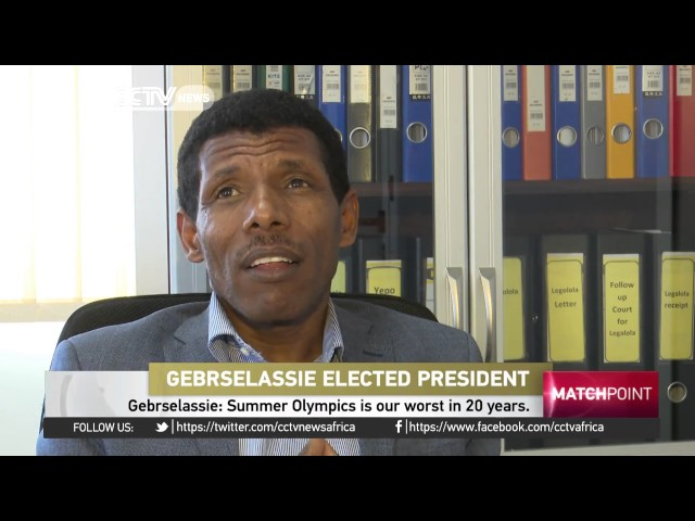 Former Ethiopia long-distance legend named President of Athletics federation