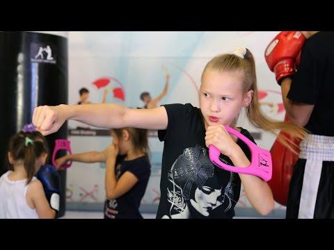 Con tan solo nueve años, es la nueva heroina del UFC