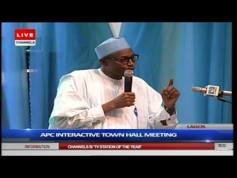 APC Chieftains Host Town Hall Meeting In Lagos pt 5