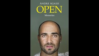 OPEN, ANDRE AGASSI (BOOKTRAILER)