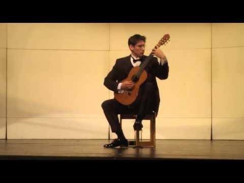 Leo Brouwer: Parabola (Seth Guillen: Guitar)