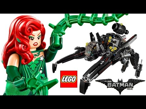 👑 LEGO BATMAN MOVIE The Scuttler 70908 | LEGO Speed Build + Review