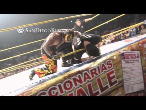 Mexican Wrestler Perro Aguayo Died After 619 By Rey Mysterio. video
